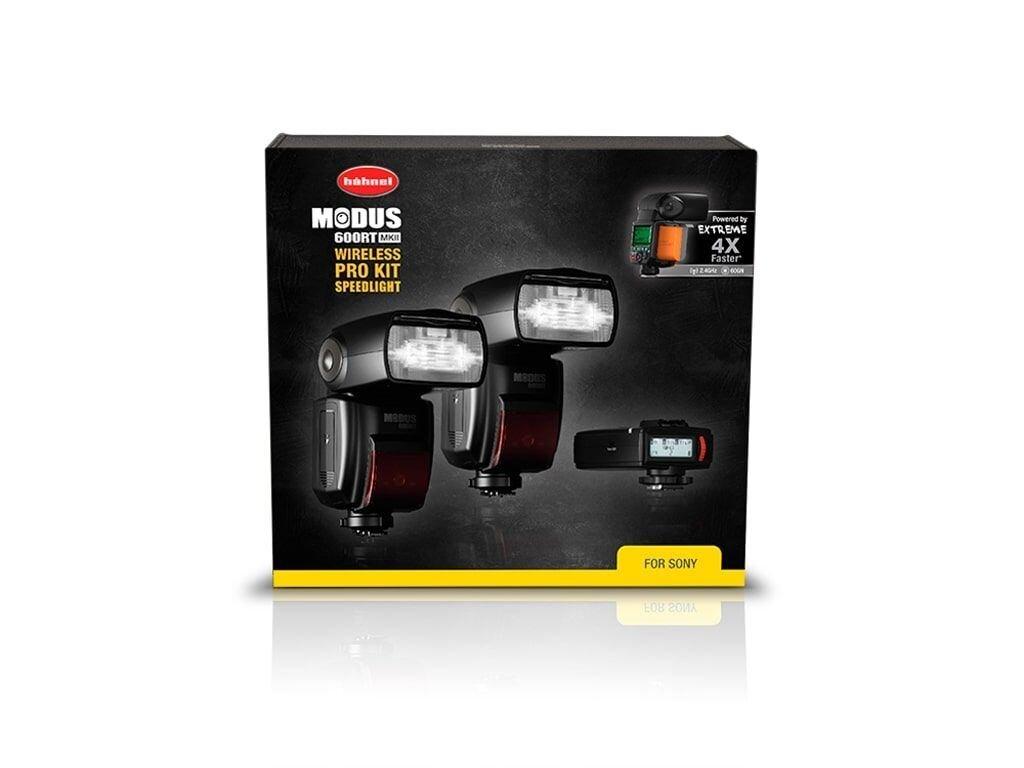 Hähnel MODUS 600RT MK II Wireless Pro Kit für Sony