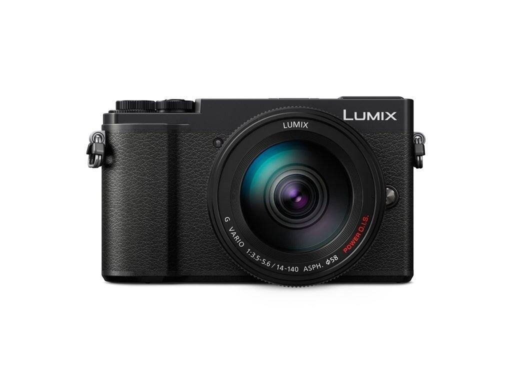 Panasonic LUMIX DC-GX9 schwarz inkl. 14-140 mm 1:3,5-5,6 Power OIS G Vario