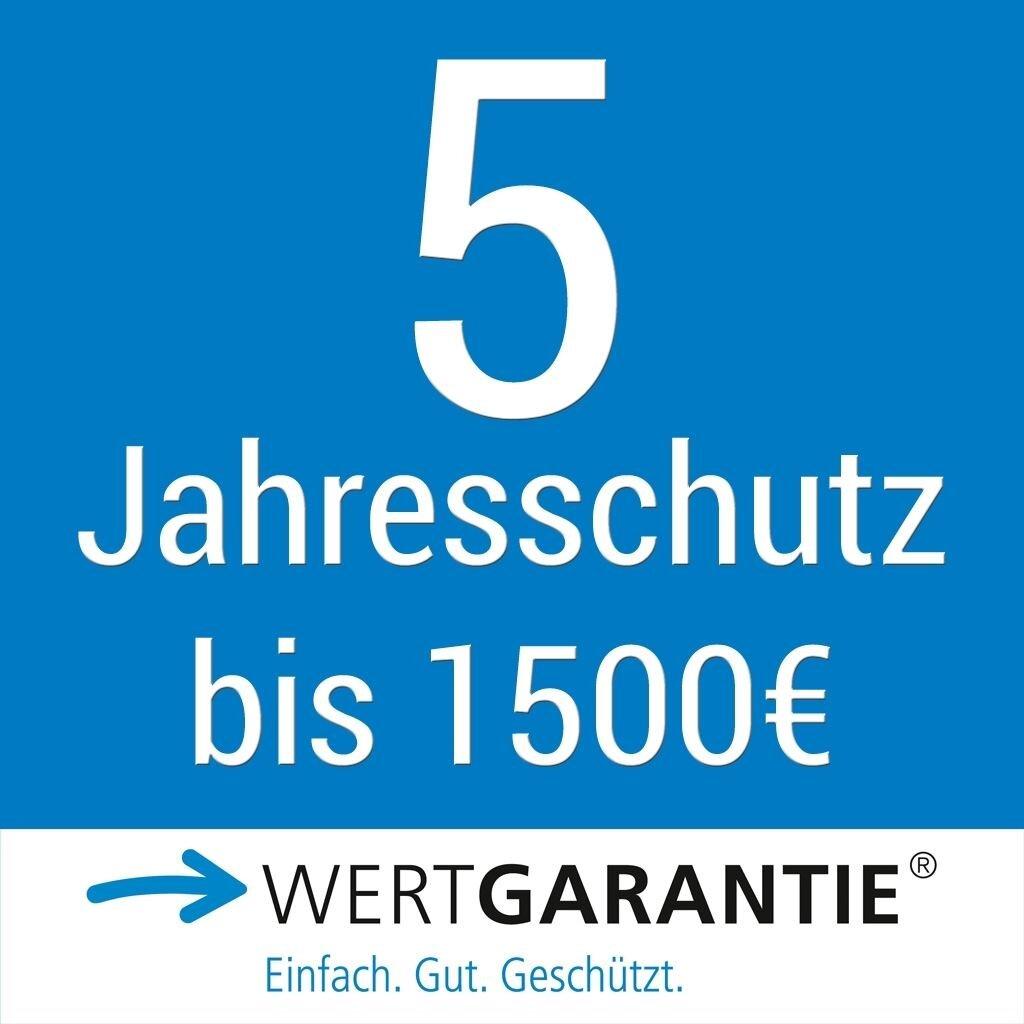 Wertgarantie 5 Jahresschutz bis 1500,- Euro