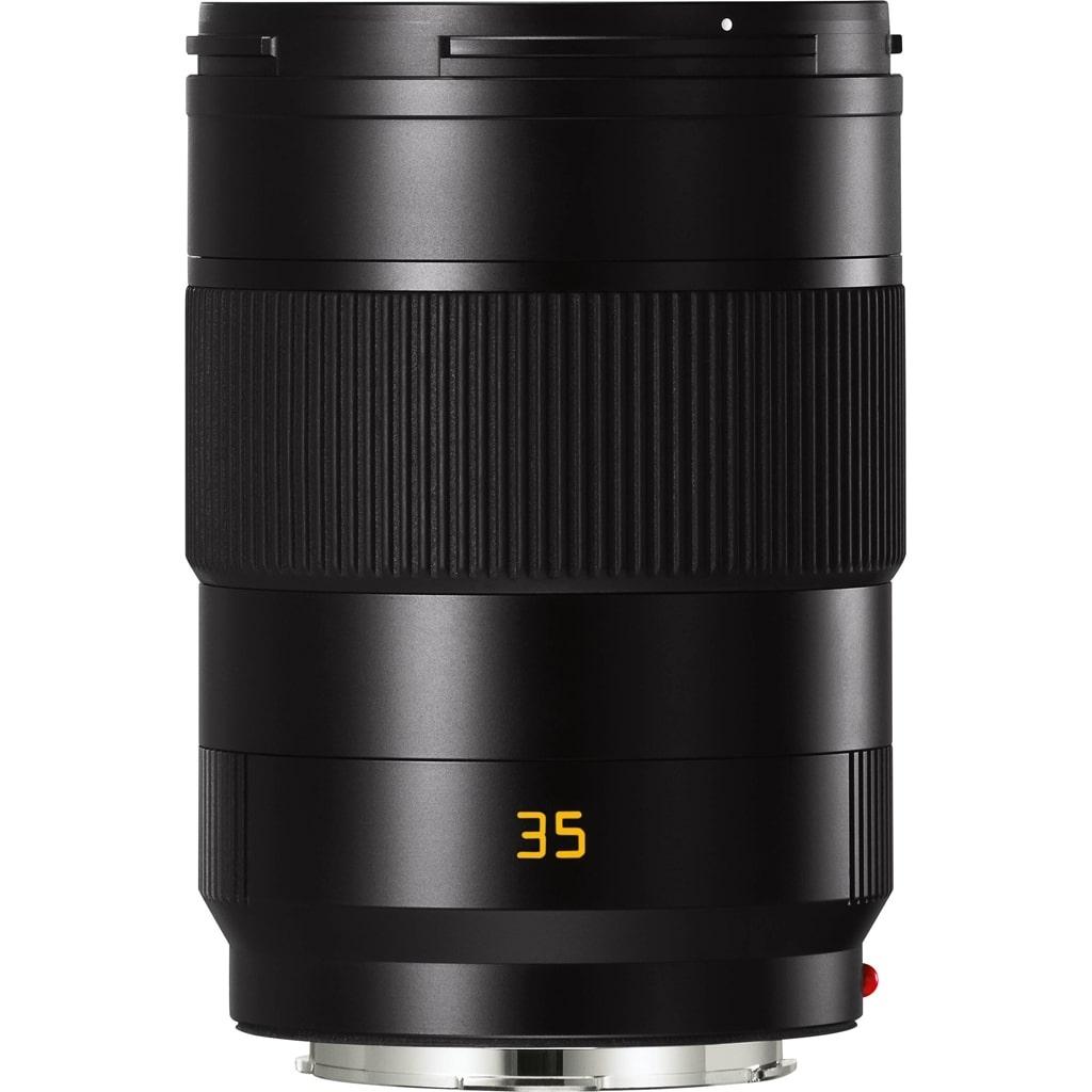 LEICA APO-SUMMICRON-SL 1:2/35mm ASPH. schwarz eloxiert 11184
