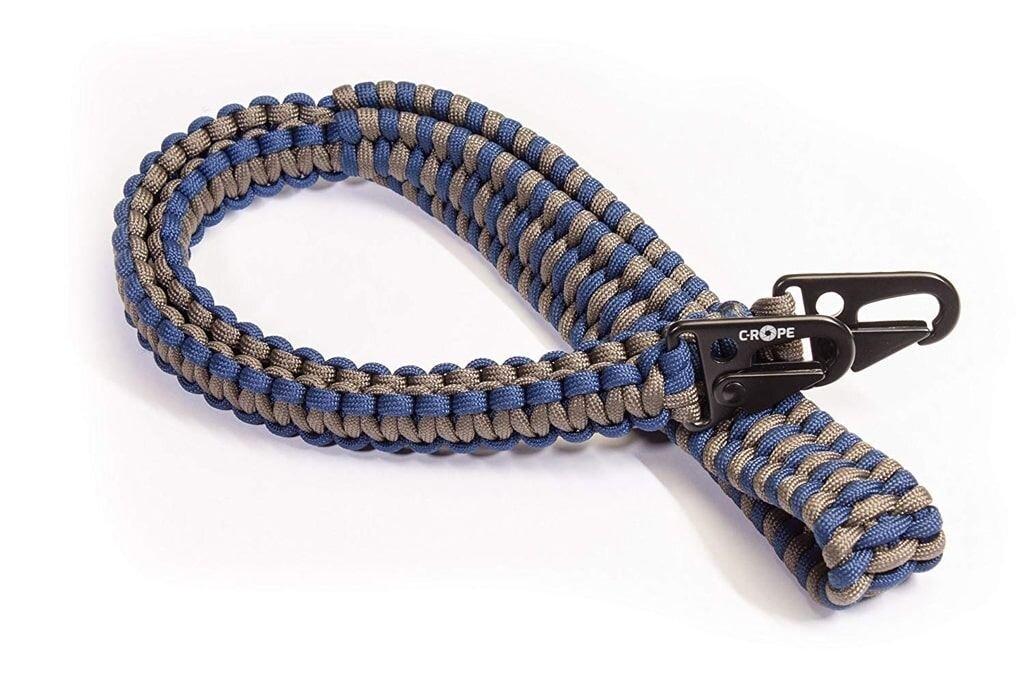 C-Rope Kameragurt dark blue/gun grey 100cm