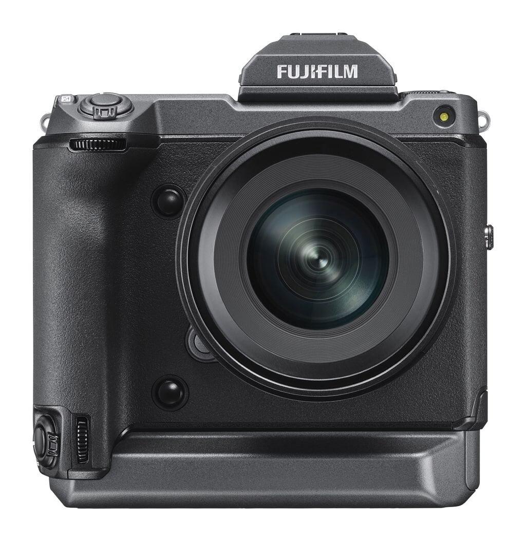 Fujifilm GFX 100 + GF 23mm 1:4 R LM WR