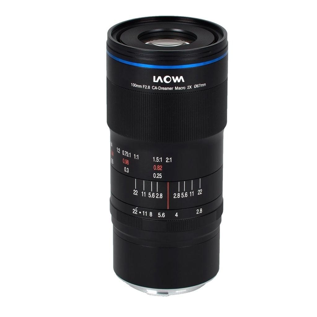 LAOWA 100mm 1:2,8 Ultra Macro 2:1 APO für Nikon Z