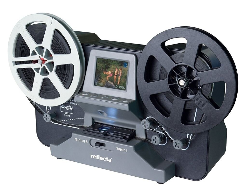 Reflecta Film Scanner Super 8 – Normal 8