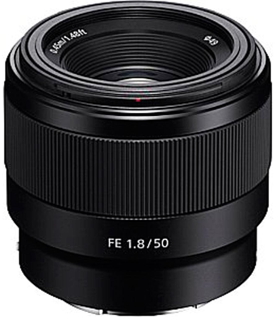 Sony SEL FE 50mm 1:1,8 (SEL50F18F) E-Mount