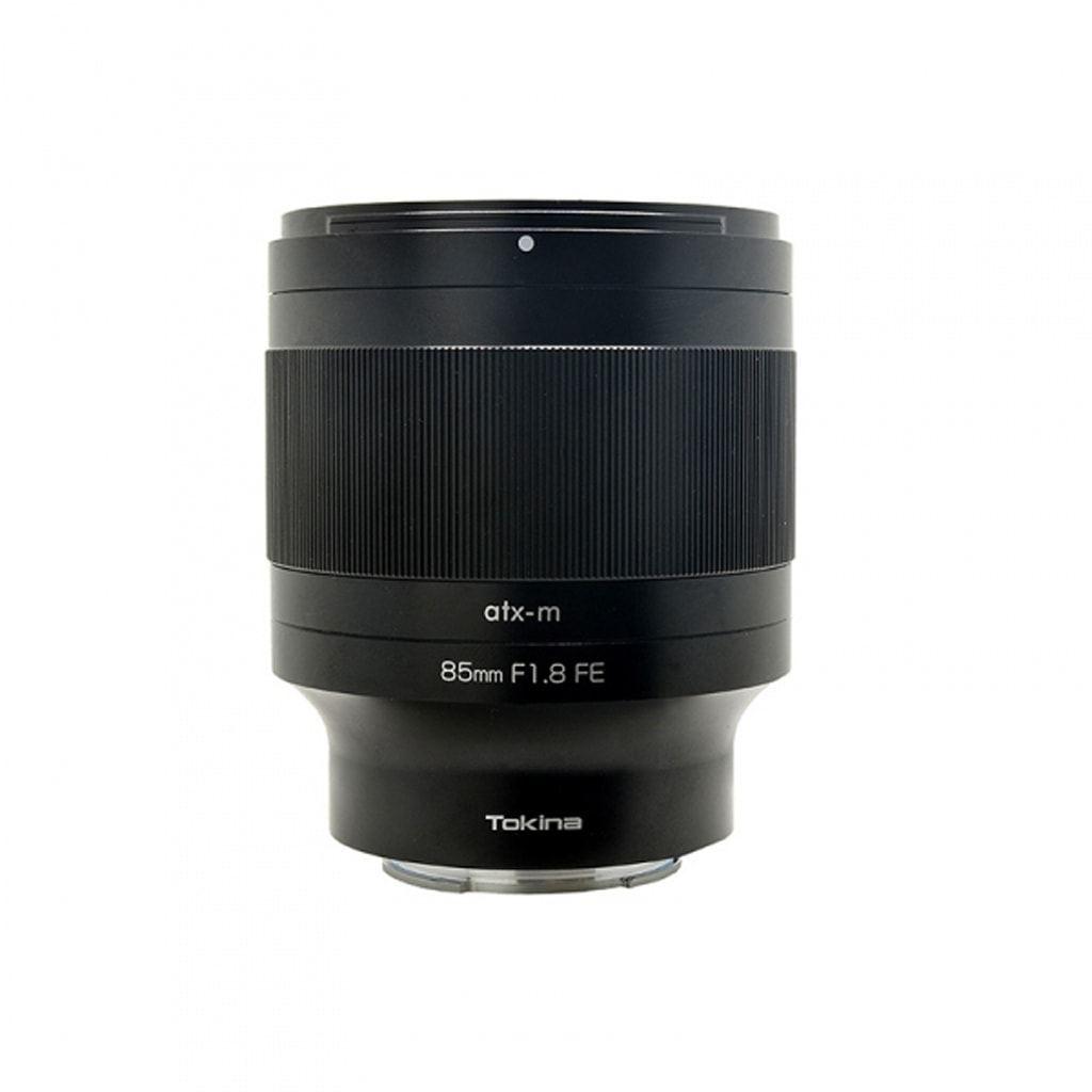 Tokina AT-X M 85mm 1:1,8 für Sony E Mount