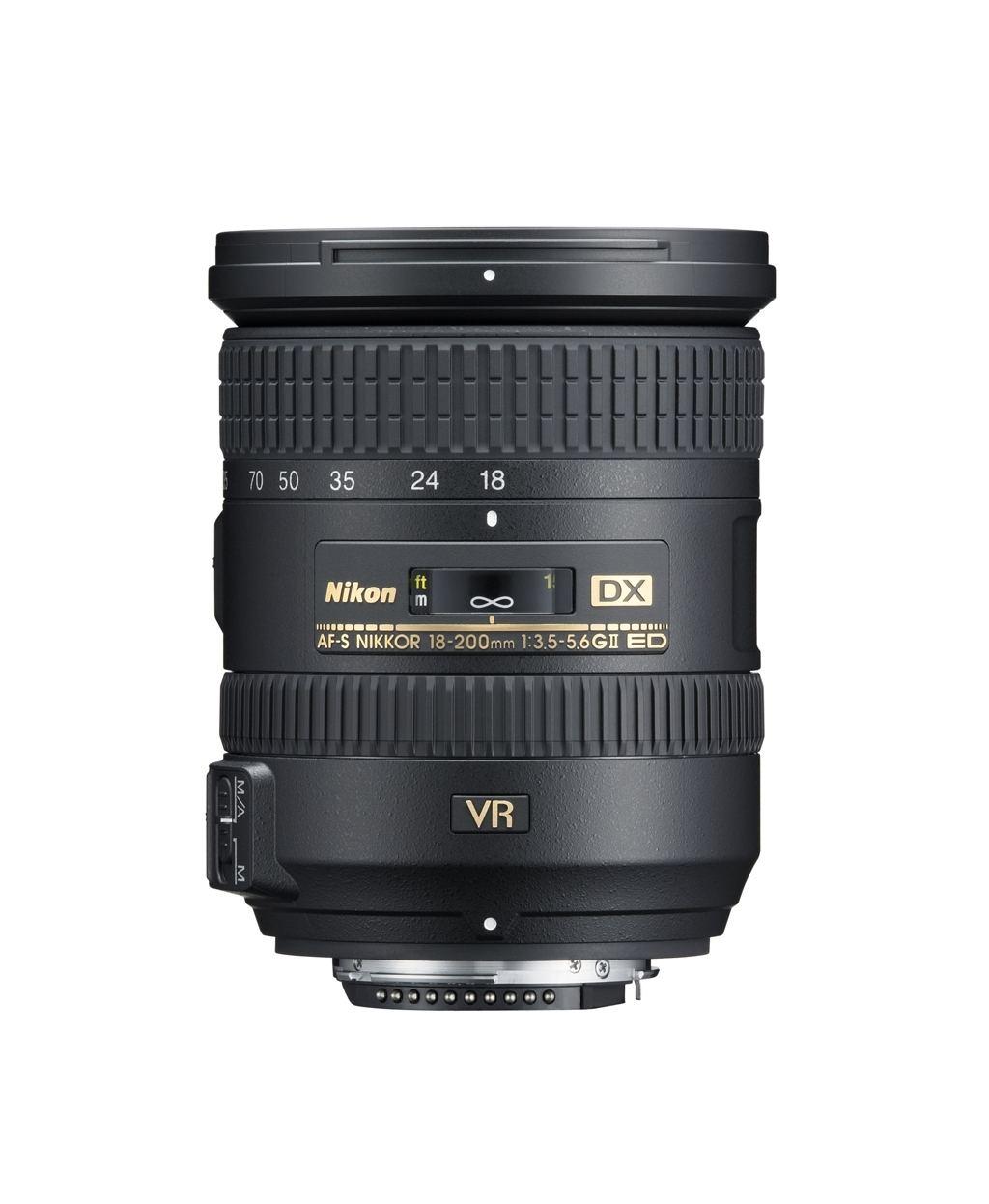 Nikon AF-S DX 18-200 mm 1:3,5-5,6 G ED VR II