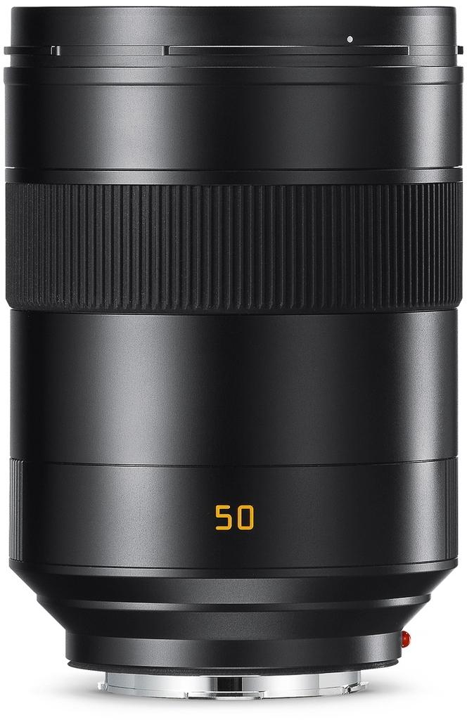 LEICA SUMMILUX-SL 1:1.4/50 ASPH., schwarz eloxiert 11180