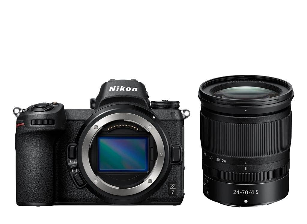 Nikon Z7 + NIKKOR Z 24-70mm 1:4,0 S