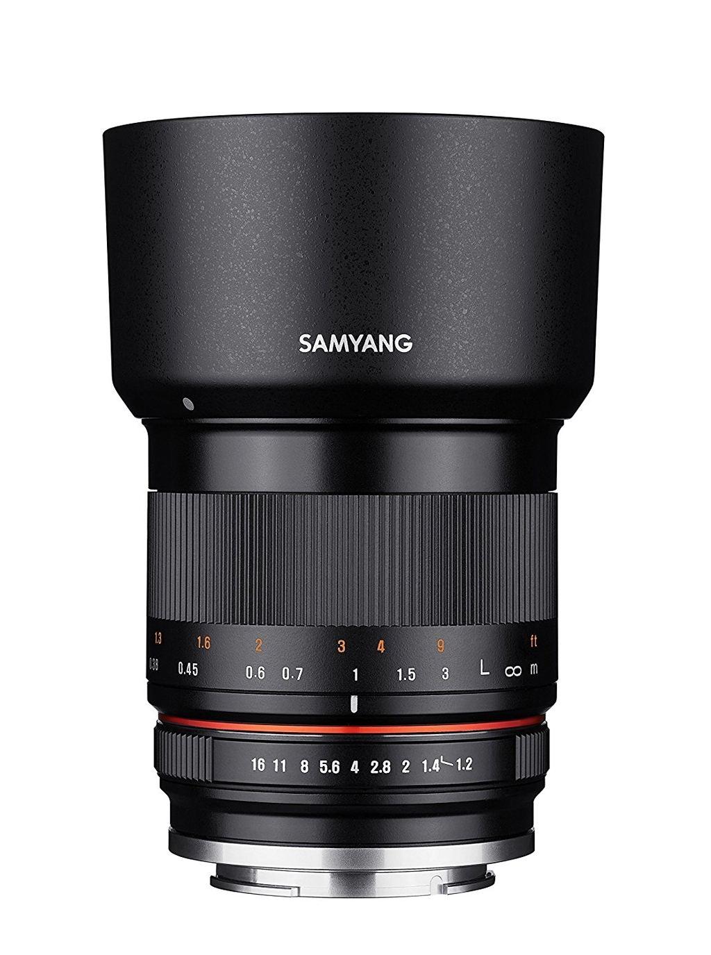 Samyang 35mm 1:1,2 ED AS UMC CS Fuji X