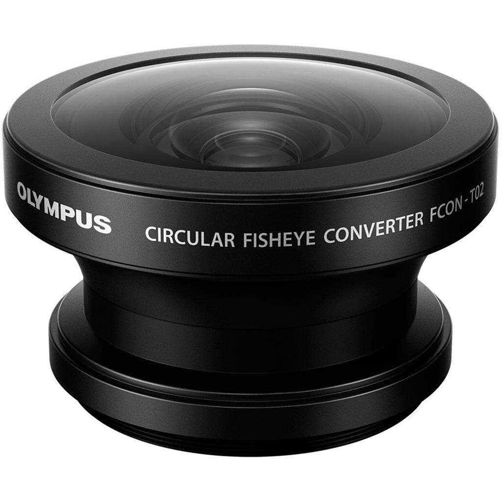 Olympus FCON-T02 Fish Eye Converter für TG-1/2/3/4/5/6