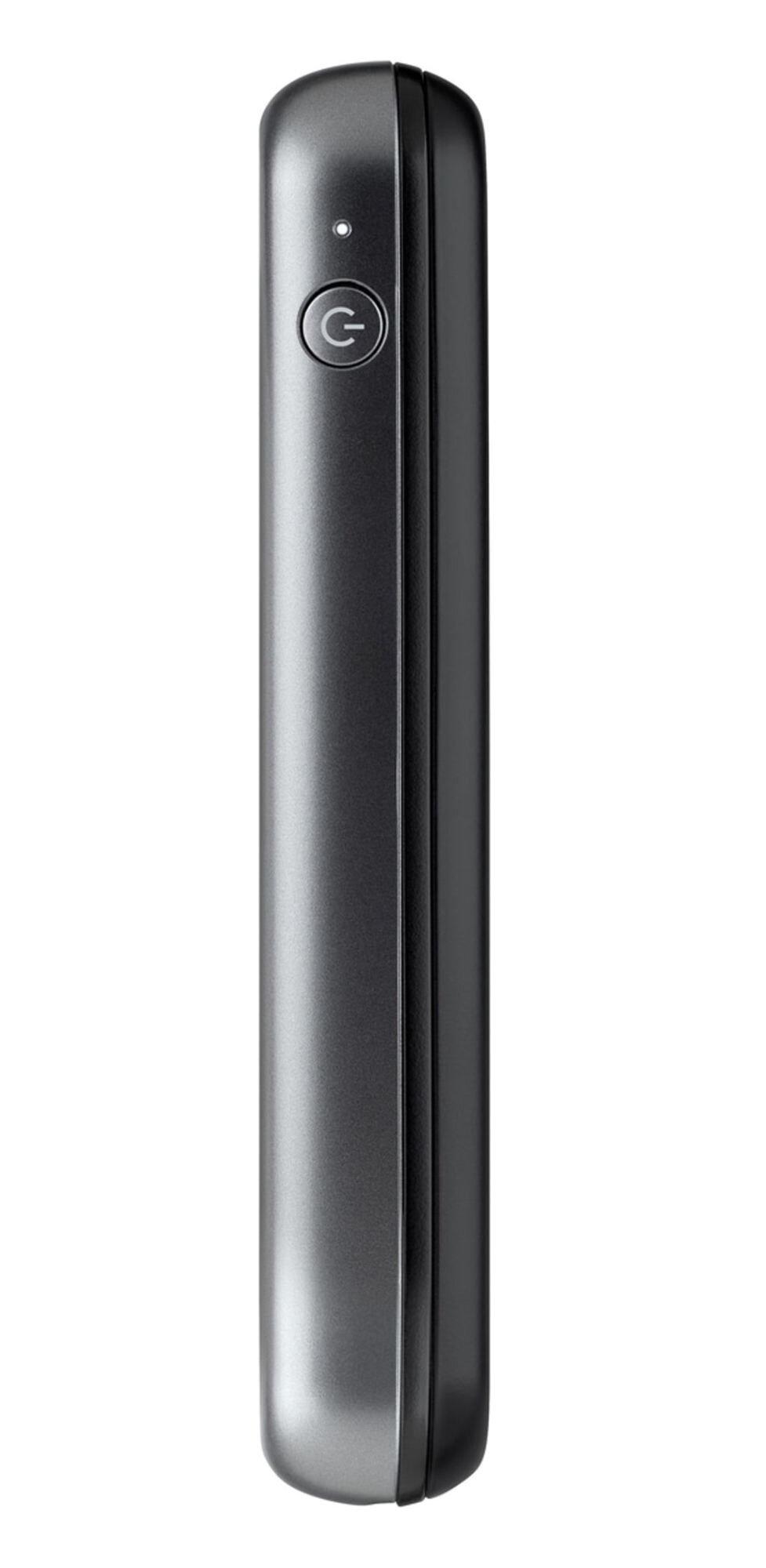 Canon Zoemini schwarz mobiler Zink Fotodrucker