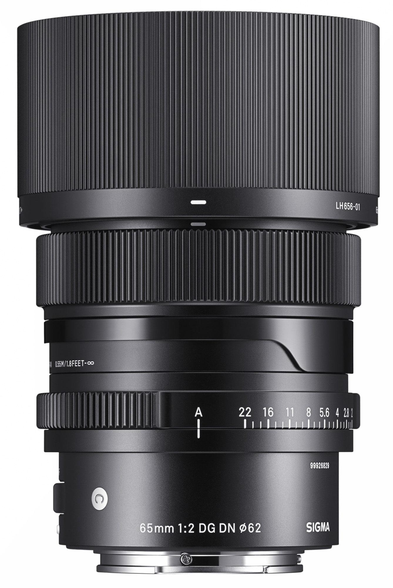 Sigma 65mm F2 DG DN Contemporary für L-Mount