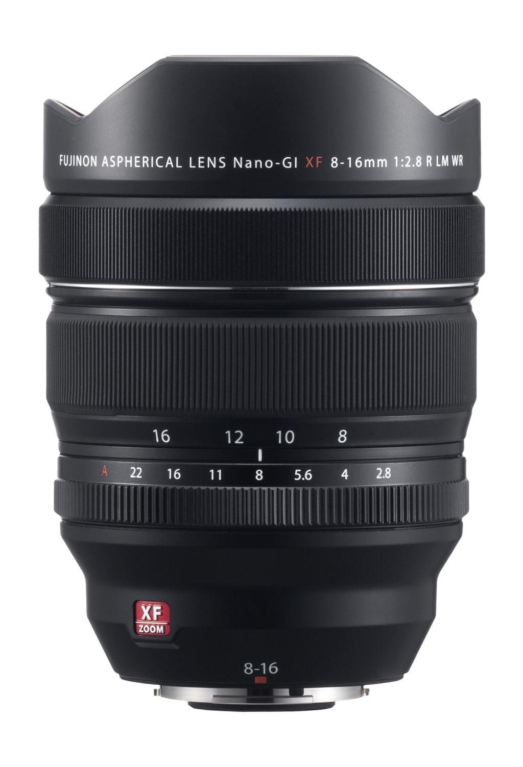 Fujifilm XF 8-16mm 1:2.8 R LM WR