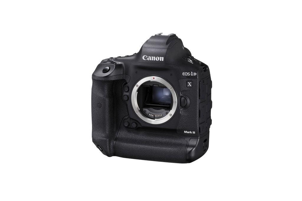 Canon EOS 1D X Mark III Gehäuse + CFe 64GB + Reader