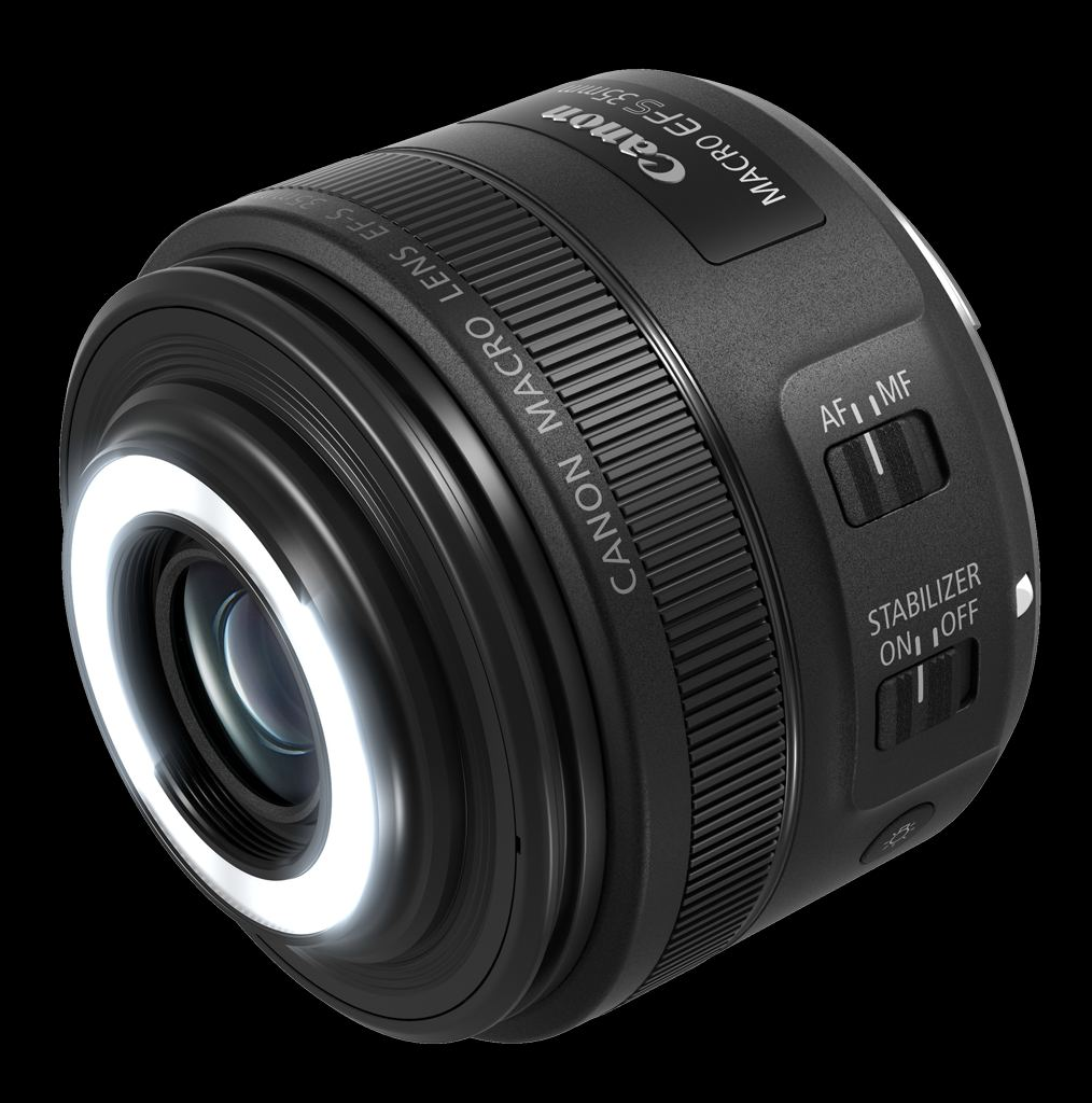 Canon EF-S 35mm 1:2,8 Macro IS STM