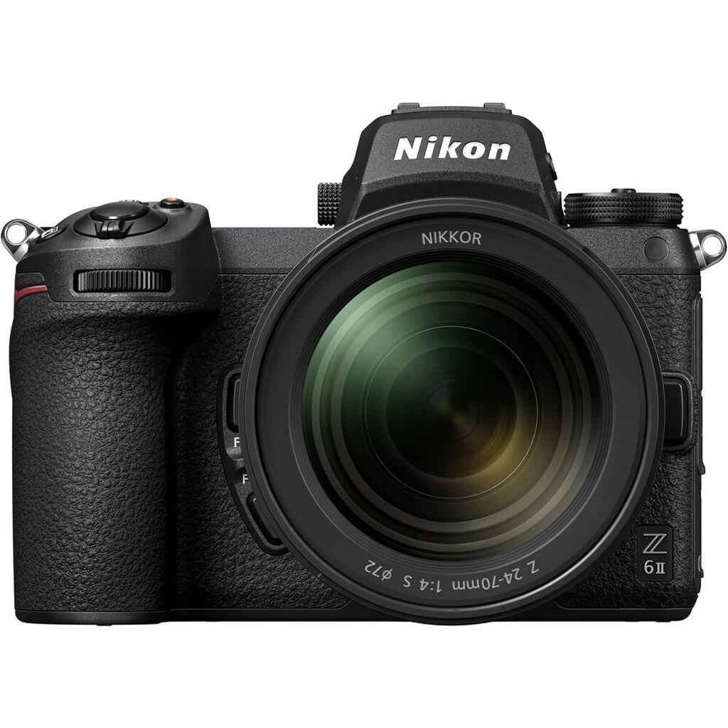 Nikon Z6 II + NIKKOR Z 24-70mm 1:4,0 S