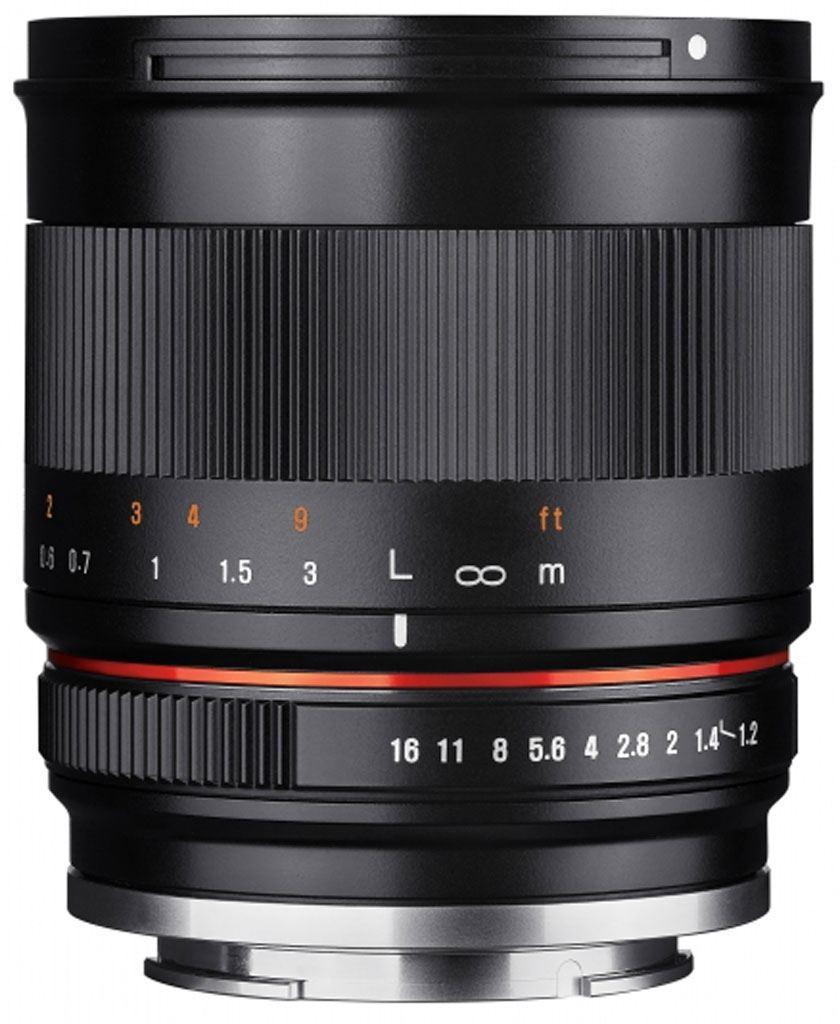 Samyang 35mm 1:1,2 ED AS UMC CS Sony E-Mount