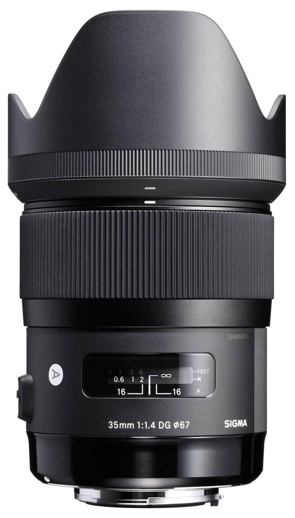 Sigma 35mm 1:1,4 DG HSM Art für L-Mount