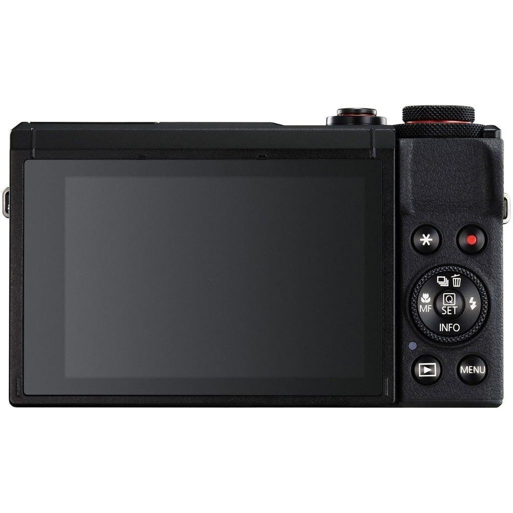 Canon Powershot G7X Mark III Streaming Kit inkl. Atomos Connect 4K HDMI/USB Streaming Konverter, Griffstativ HG-100TBR
