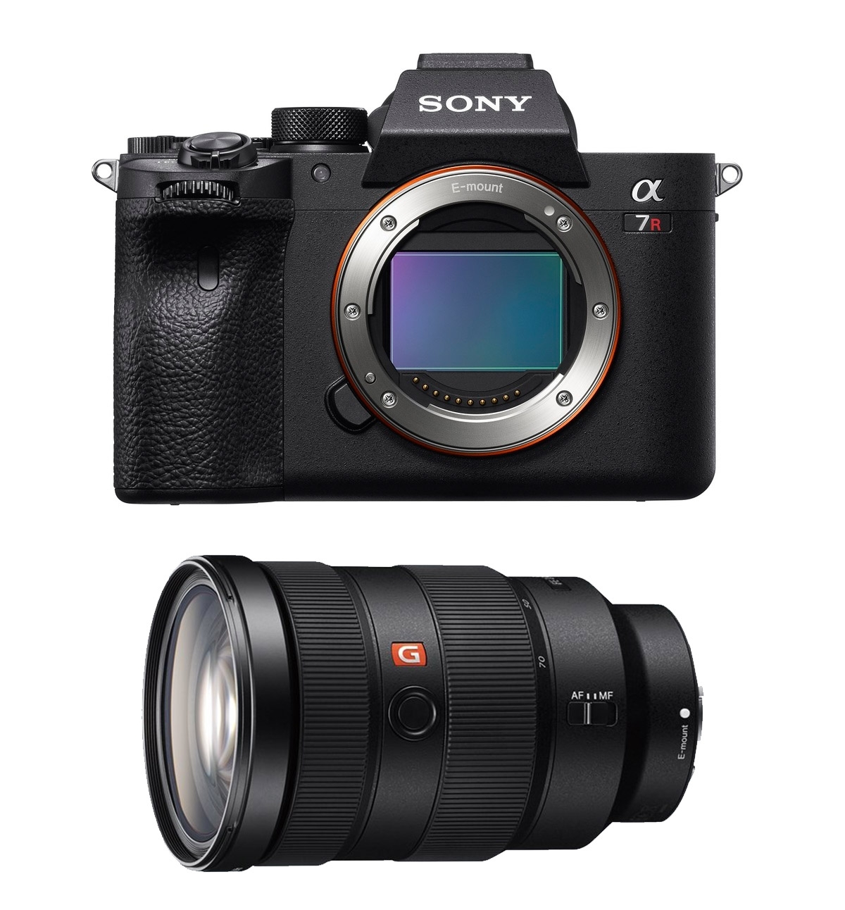 Sony Alpha 7R IV A (ILCE7RM4AB) + SEL FE 24-70mm 1:2,8 GM (SEL2470GM)