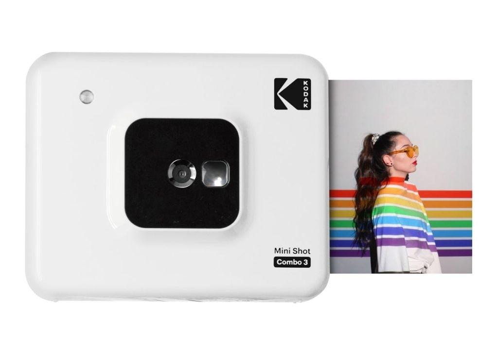 Kodak Mini Shot Combo 3 weiß