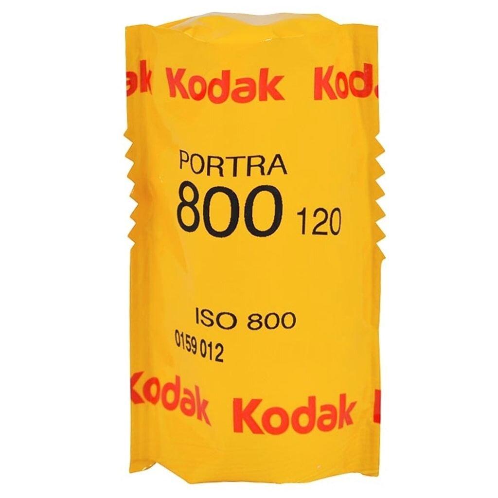 Kodak Portra 800 120 Rollfilm einzeln