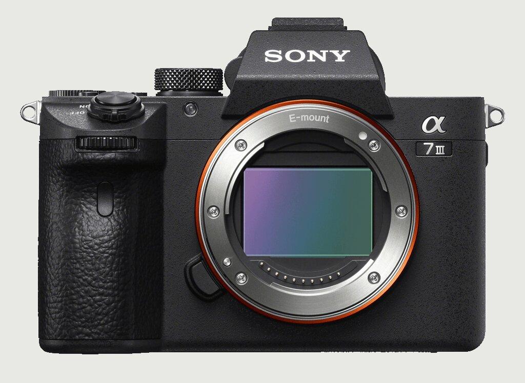 Sony Alpha 7 III (ILCE7M3B) + SEL FE 50mm 1:2,5 G (SEL50F25G)