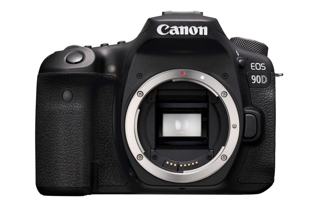 Canon EOS 90D Gehäuse *Gutscheinaktion* 100€ Rabatt mit Gutscheincode: EOS100