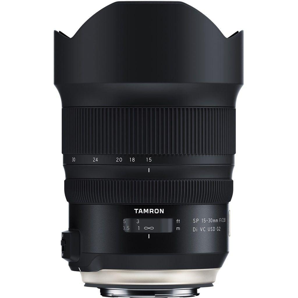 Tamron SP 15-30mm 1:2,8 Di VC USD G2 für Canon EF + Tamron TAP-in Console