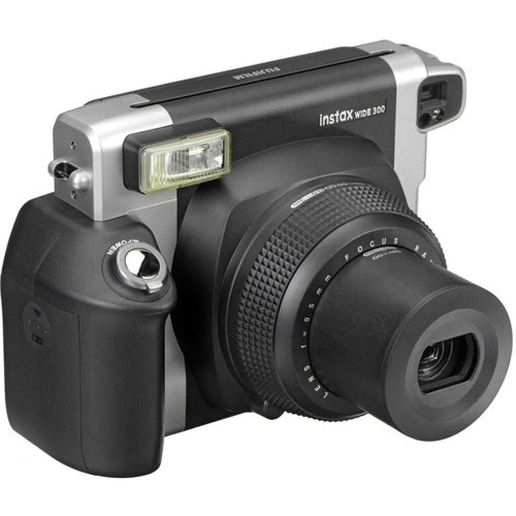 FujiFilm Sofortbildkamera Instax Wide 300 Toffee