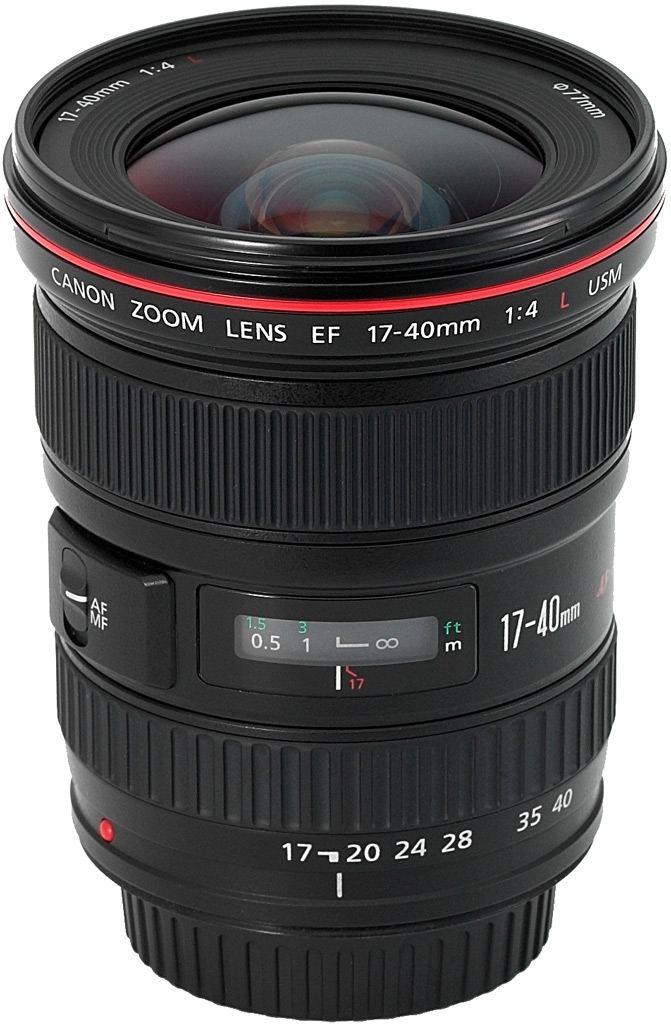 Canon EF 17-40mm 1:4L USM