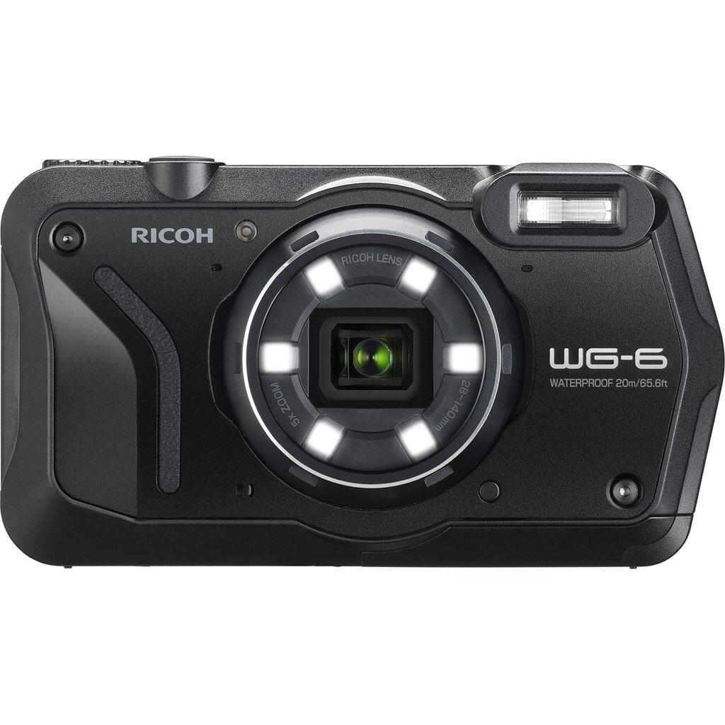 Ricoh WG-6 schwarz