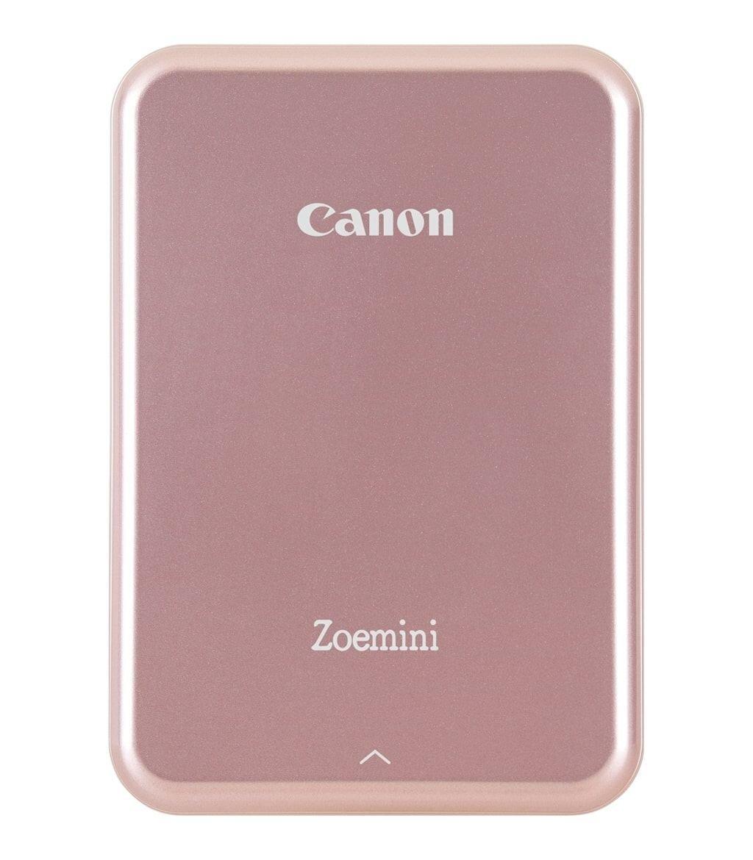Canon Zoemini rosegold mobiler Zink Fotodrucker