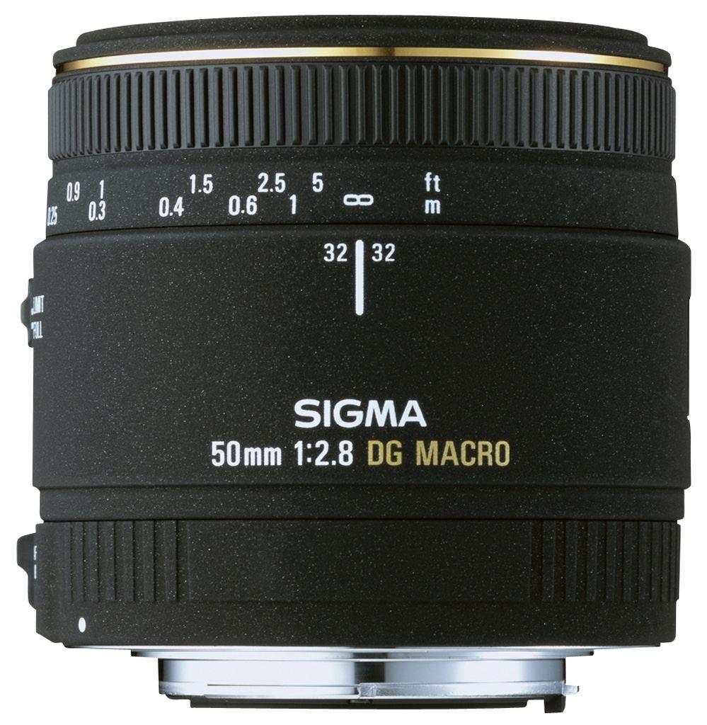 Sigma EX 50 mm 1:2,8 DG Macro für Sony A-Mount