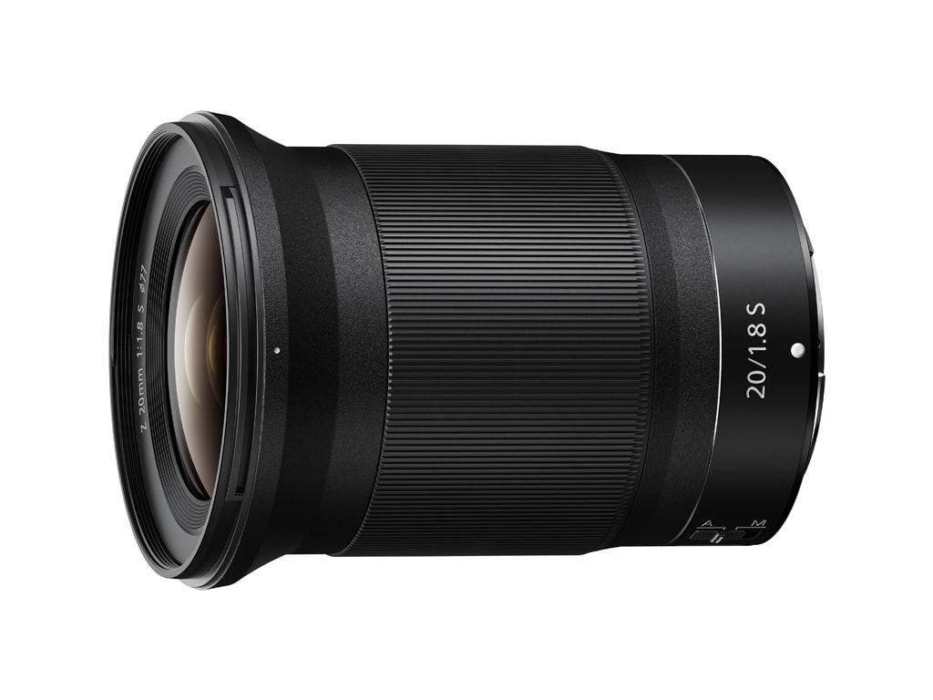 Nikon NIKKOR Z 20mm 1:1,8 S