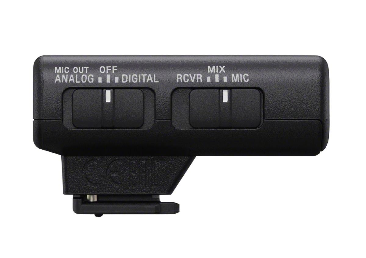 Sony ECM-W2BT Mikrofon