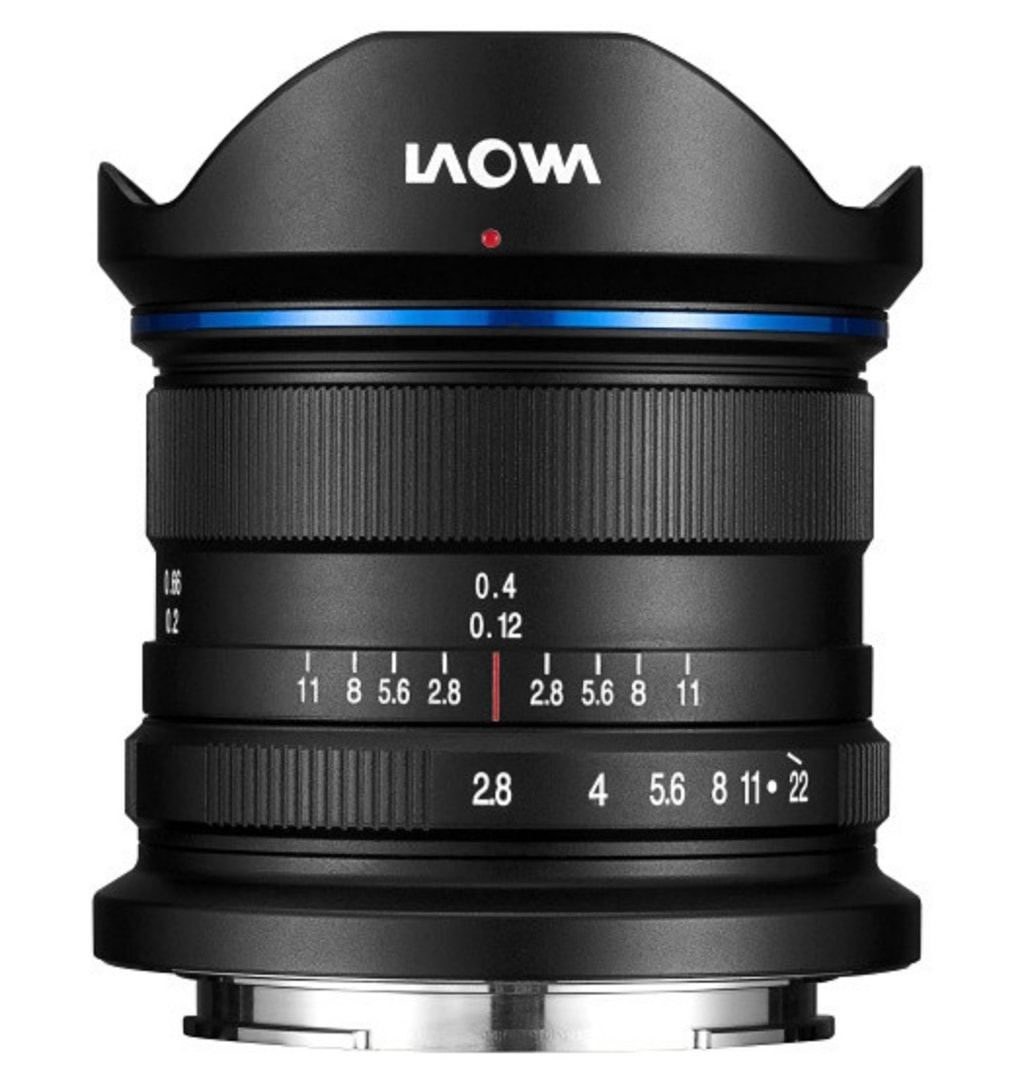 LAOWA 9mm 1:2,8 Zero-D für Fuji X