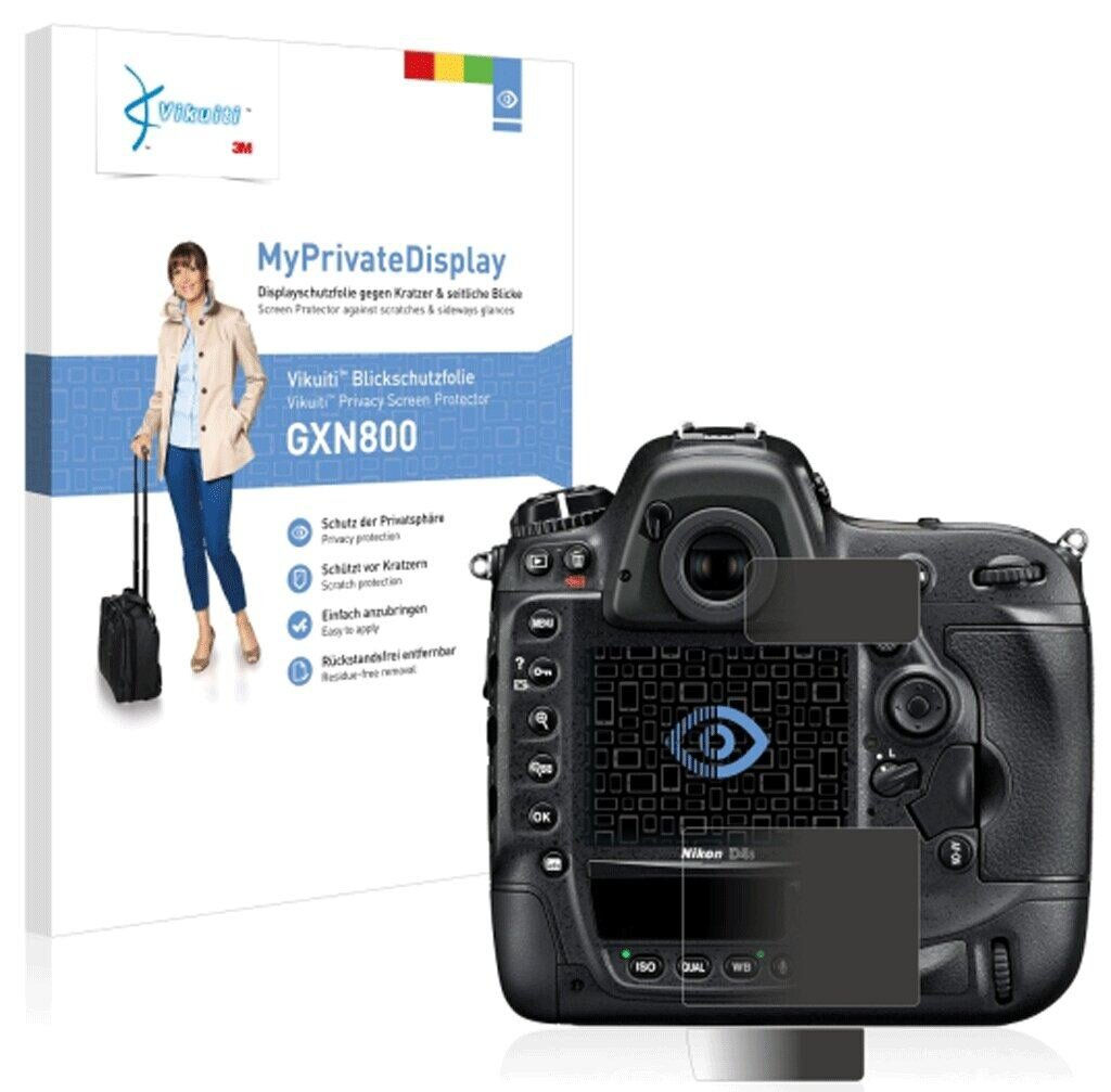 Vikuiti Premium Ultraclear f. Nikon D4s