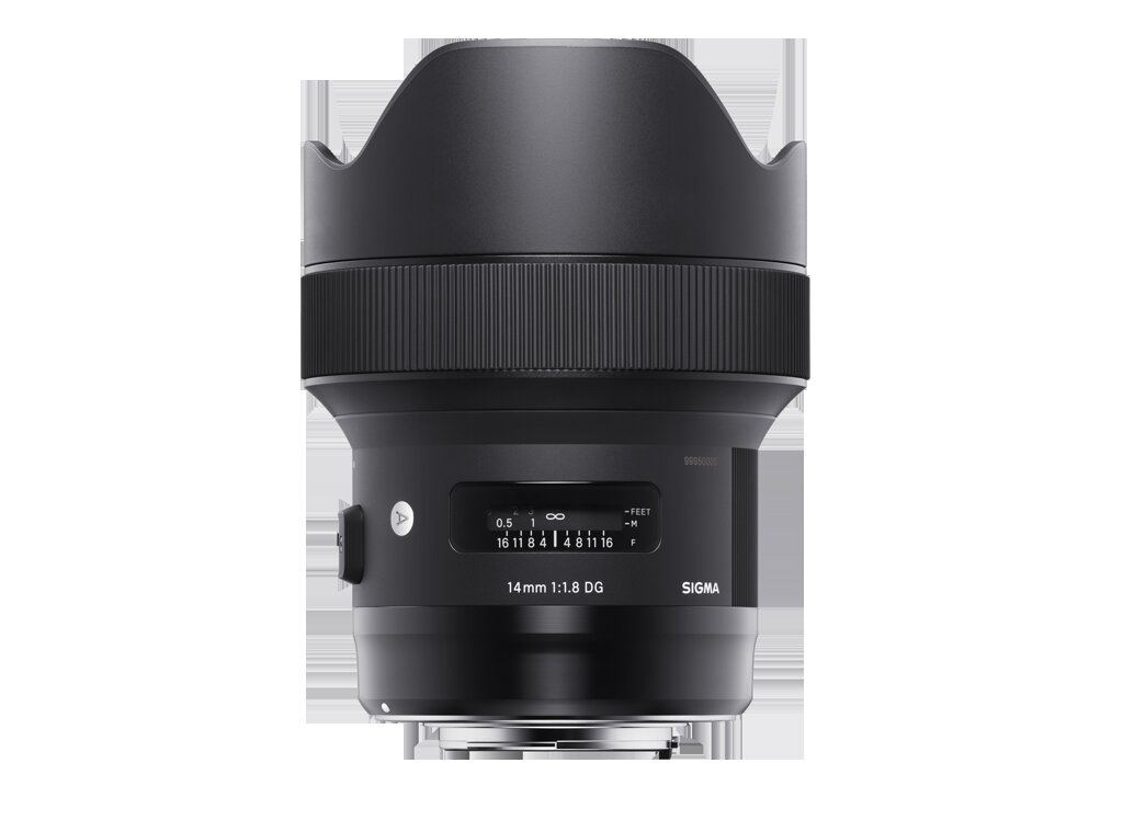 Sigma 14mm 1:1,8 DG HSM Art für L-Mount