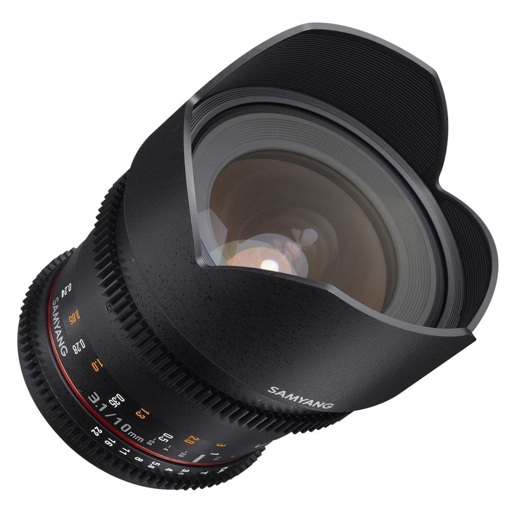Samyang MF 10mm 1:3,1 Video APS-C für Sony E
