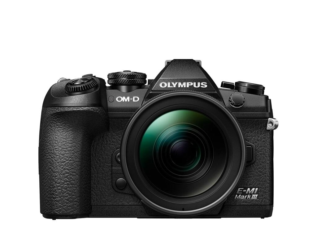 Olympus OM-D E-M1 Mark III inkl. M.Zuiko Digital ED 12-200mm 1:3,5-6,3