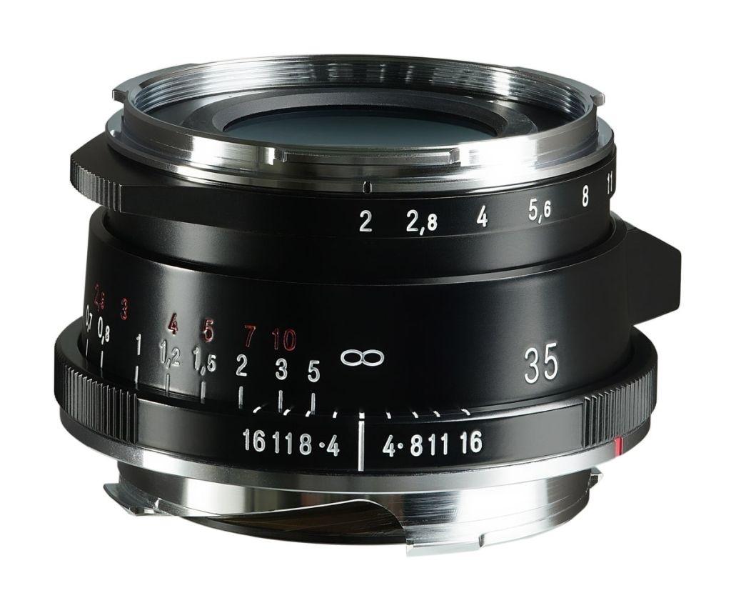 Voigtländer VM 35mm 1:2,0 Ultron asph. II schwarz