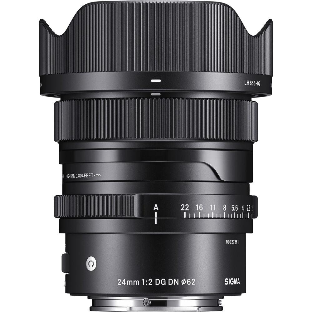 Sigma 24mm 1:2,0 DG DN Contemporary für L-Mount