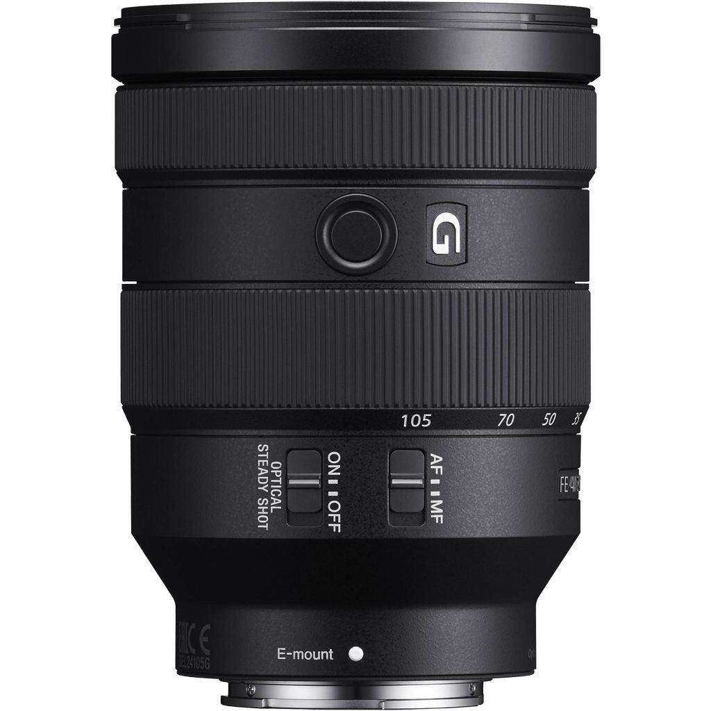 Sony alpha 7R III (ILCE7RM3B) inkl. SEL FE 24-105mm 1:4 G OSS (SEL24105G)
