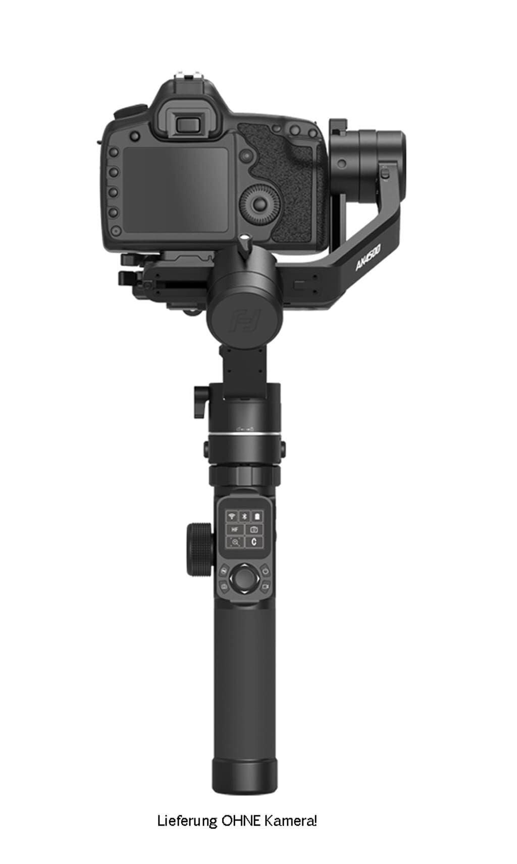 Feiyu Tech AK4500 Gimbal KIT (inkl. AKF2) für DSLR- und spiegellose Kameras