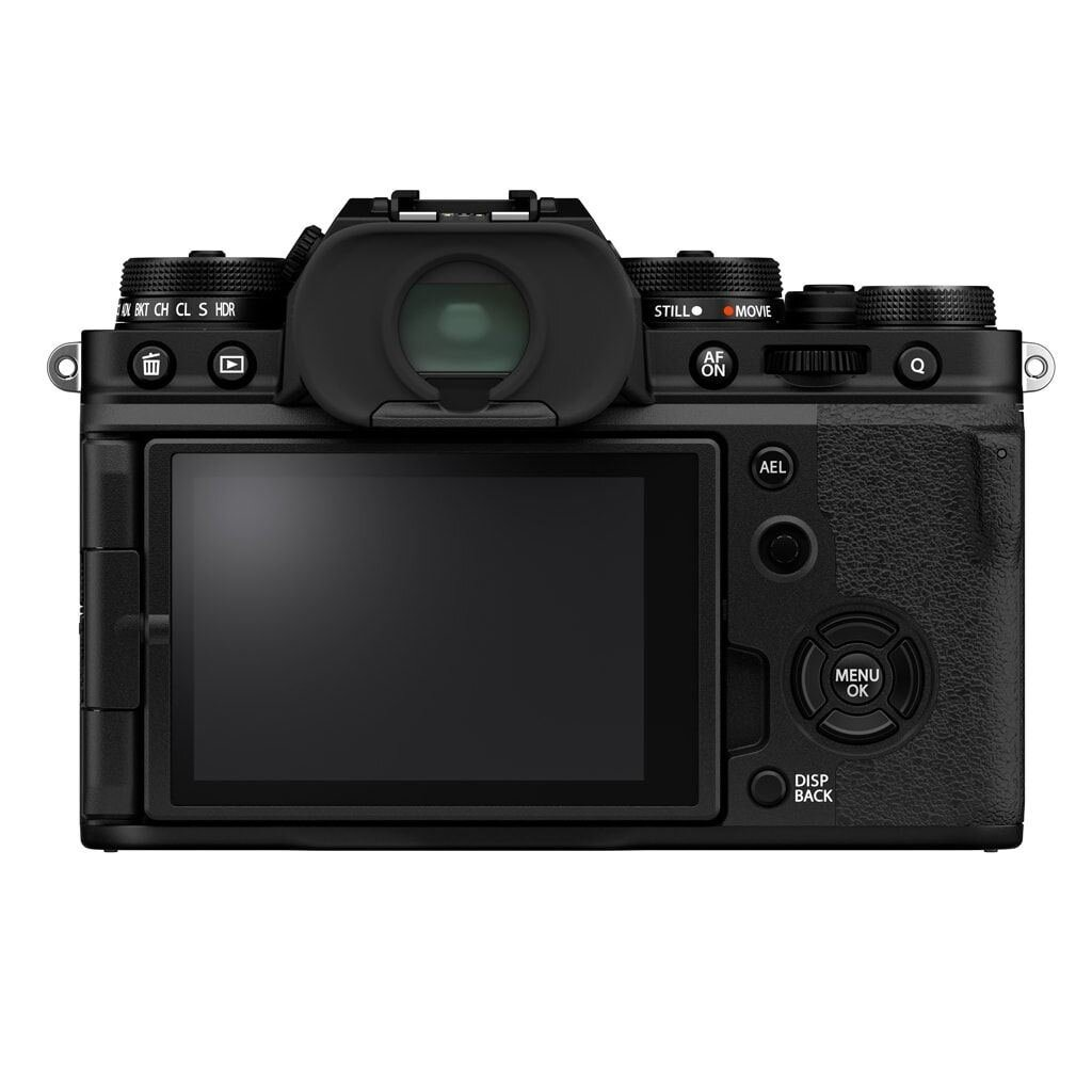 Fujifilm X-T4 schwarz Gehäuse