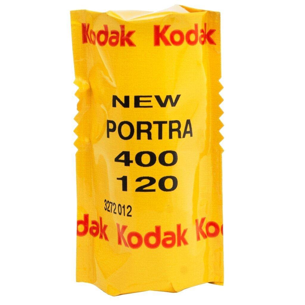 Kodak Portra 400 120 Rollfilm einzeln