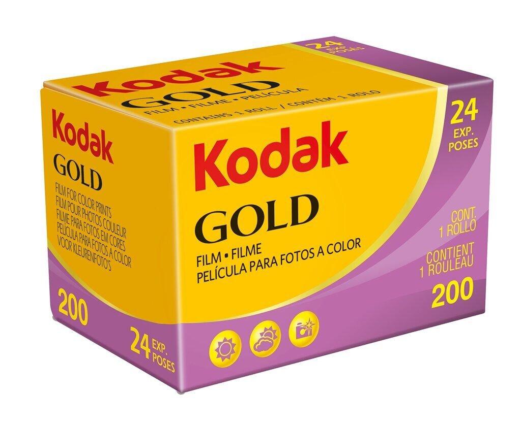 Kodak Film Gold 200 135/24 einzeln