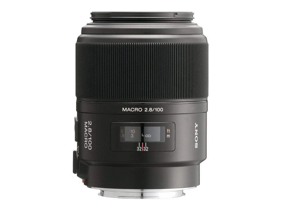 Sony SAL 100mm 1:2,8 Makro (SAL100M28) A-Mount